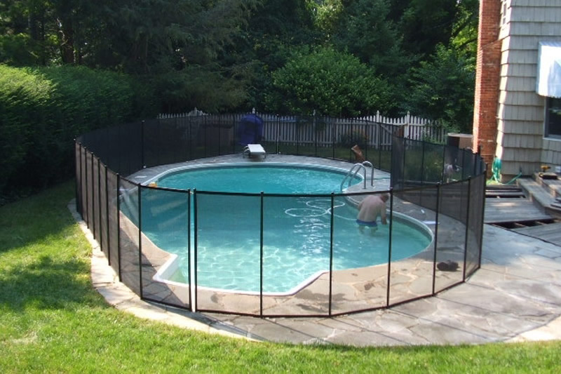 Safety Pool Fences Suntek Pools Amp Spas