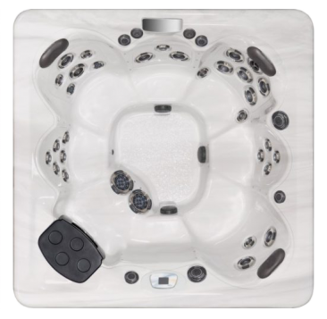 Master Spas Twilight Series 7.25