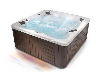 Ergonomic Hot Tub Design.