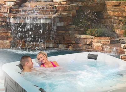 Easy Hot Tub Installation.